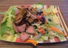 Skirt Steak Salad Recipe