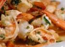Weeknight Grilled Shrimp Scampi