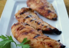 Tangy Honey Mustard Grilled Chicken