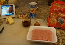 How To Make BBQ Turkey Minis